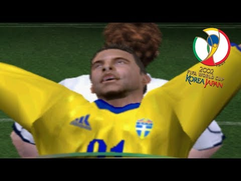 PLAYING FIFA 02 WORLD CUP SIXTEEN YEARS LATER
