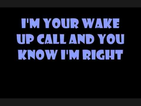 Shinedown- I'm Alive lyrics