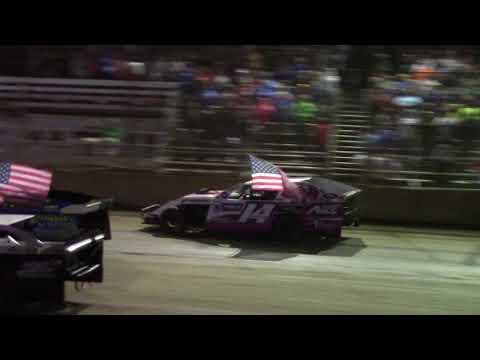 Amanda Stiffler Upper Iowa Speedway 5/28/17