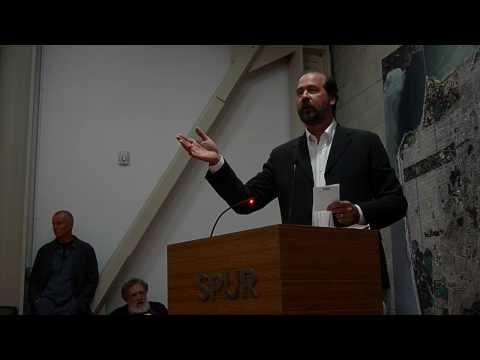 Nirvana bassist & FairVote Chair Krist Novselic speaks at Direct Democracy party