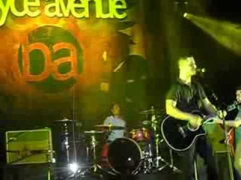 Boyce evenue - broken angel (Zfestival Brazil)