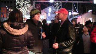 The Truth Is Viral: LIVE @ Super Bowl XLVI 2012