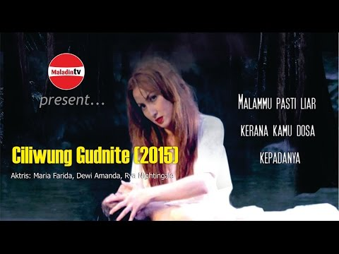 Horror Movie Clips for Reaction ( Ciliwung Gudnite 2015 )
