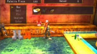 Evergrace Game Sample (Darius) - Playstation 2