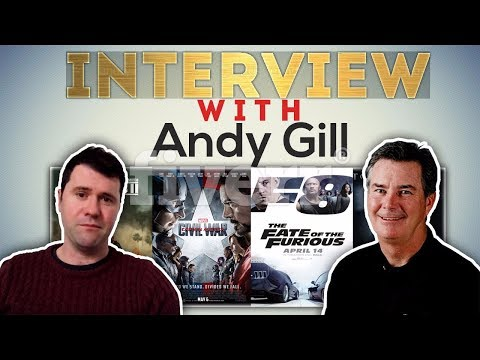 Knight Rider - interview with stunt co-ordinator and performer Andy Gill