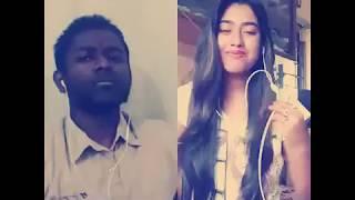 Puchho Zara puchho... African Kumar Sanu and Pooja Sarkar