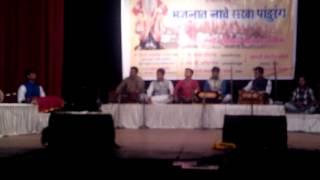 Dwarkanath Natekar Live performance at Dinanath natyagruha ville parle 21/7/2015