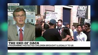 End of DACA: What does it mean for Dreamers? thumbnail