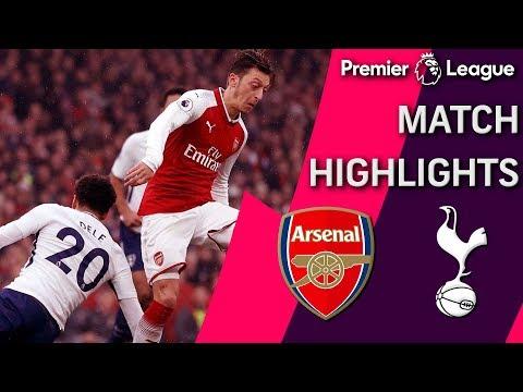MATCH HIGHLIGHTS I Arsenal v. Tottenham