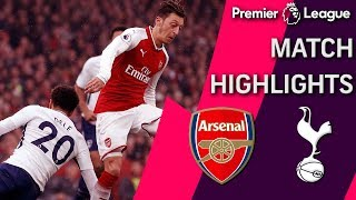 MATCH HIGHLIGHTS I Arsenal v. Tottenham