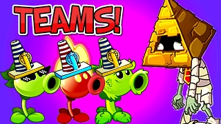 Plants vs. Zombies 2 PYRAMID HEAD ZOMBIE vs Team Plants PART 1 ✔(Plants vs. Zombies 2 it's about time: Team Plants vs Pyramid Head Zombie Part 1. This is the First edition of the new video series Plants vs Zombies 2 Gameplay ..., 2017-02-10T11:00:04.000Z)