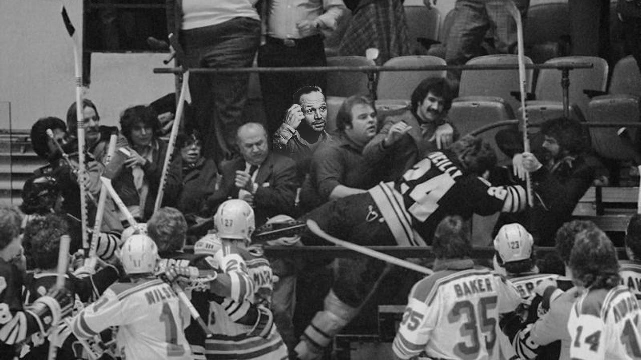reputable site 904a3 c83dd Bill Burr - Boston Bruins Fight Fans