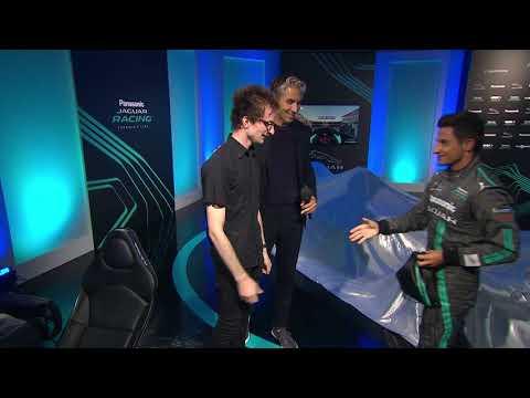 Panasonic Jaguar Racing Formula E Driver Line Up and Racecar Reveal