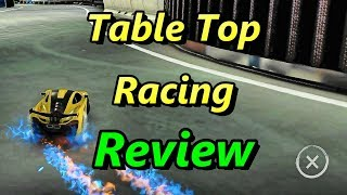 Table Top Racing Review - Theje