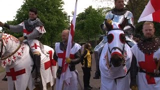 Resistance 77 - Spirit of St George - Nottingham St.Georges Day Parade 17