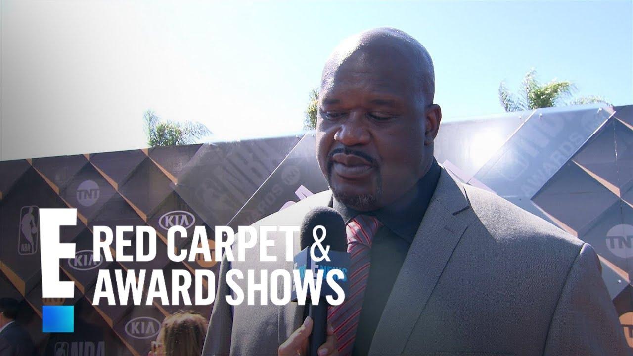 2019 NBA Awards Show: red carpet arrivals