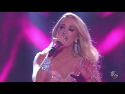 Carrie Underwood - Cry Pretty (American Idol 13. 05. 2018)