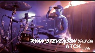 Cardi B x Bad Bunny x J Balvin REMIX - ATCK feat. AJ Mclean Live - Ryan Stevenson Drum Cam
