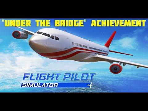 Flight Pilot Simulator - Under the Bridge achievement