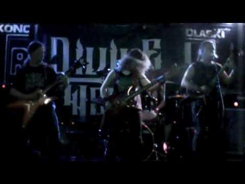NIGHTWALKER - Wisdom of Babylon [BIELSK PODLASKI - Pub Blues 4.06.2016]