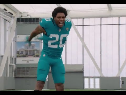 Jaguars New Uniforms Photo Shoot Behind The Scenes