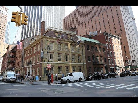 США: Нью-Йорк - Уолл-стрит и рядом / NYC: Wall Street Area