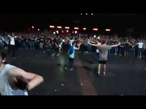 Макс Корж Слэм с нами Stadium Live [ Стадиум Лайв ] Москва  23.11.2014