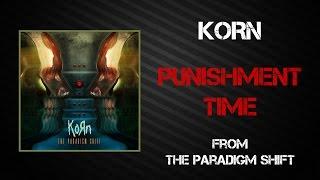 Korn - Punishment Time [Lyrics Video]