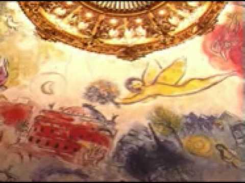 Wigginsdesign - animation Jon Anderson - song Marc Chagall artist
