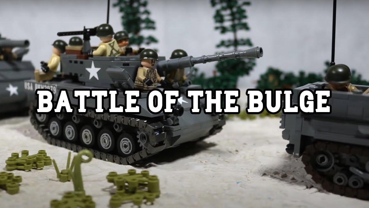 Download Lego Battle of the Bulge - World War II Stopmotion