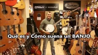 Qué es y cómo suena un Banjo [UNBOXING]