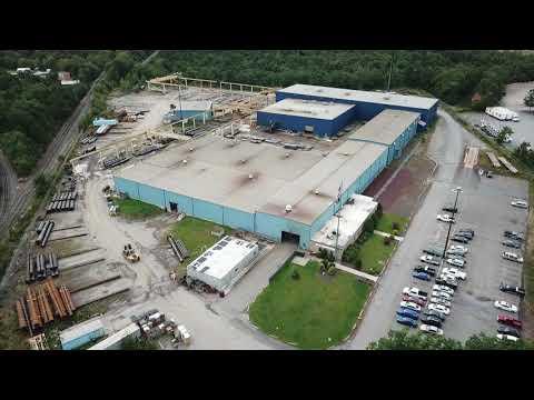 West Hazleton, PA 120,400 SF Fabrication Plant