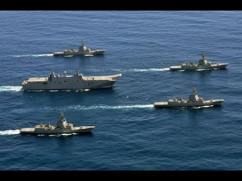 European Union Military Power - Navy! - HD
