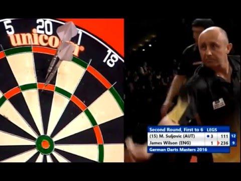 james wilson darts