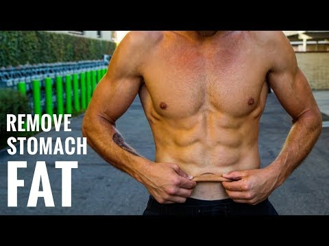How To Remove Stomach Fat With Jump Rope Youtube