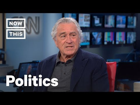 Robert De Niro Goes Off On Trump And Fox News In Rare Live Interview   NowThis