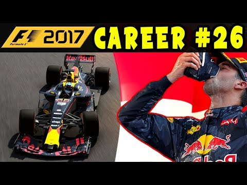 F1 2017 CAREER MODE PART 26: MONACO GP - RED BULL RACING | ULTIMATE AI | INTERACTIVE LIVE STREAM