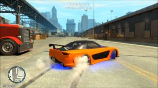 Repeat youtube video 【GTA4】 TOKYO DRIFT