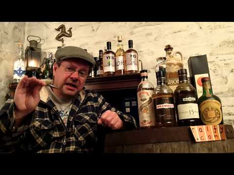 whisky review 465 - Advice on Scotch whisky liqueurs
