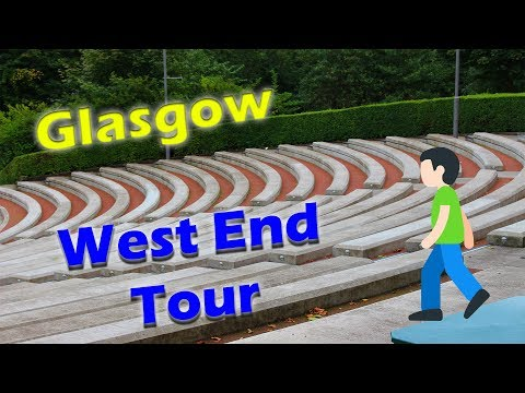 Glasgow West End Tour- Doors Open Days Festival 2017