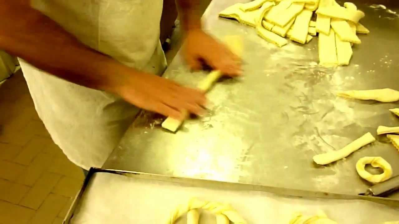 Come fare la Pasta Frolla e Sfoglia Intrecciata : Video Tutorial ...