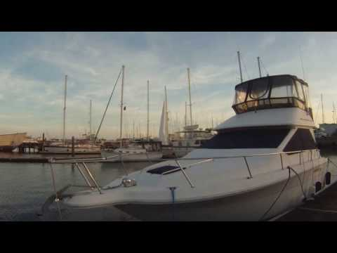 VERY RARE LOOK AT COOL LIVEABOARD MARINA REYNOLDS YACHT CENTER IN NORTH FLORIDA