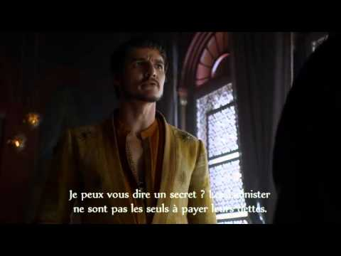 Game Of Thrones - Saison 4 Trailer 4 - VOSTFR