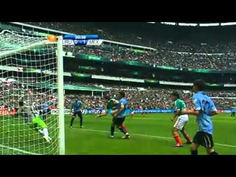 Mexico vs Uruguay 2 0 Final U-17 World Cup México 2011 ...