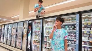HIDE AND SEEK IN GROCERY STORE! thumbnail