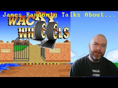 James Randomly Talks About... Wacky Wheels (1994)  