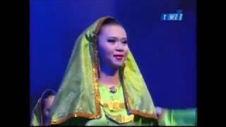Tari Melayu Sarawak - Zapin Sebat