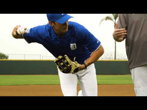 ProTips: Baseball and Softball Infielder Tips: How to Throw a Slow Roller to First Base