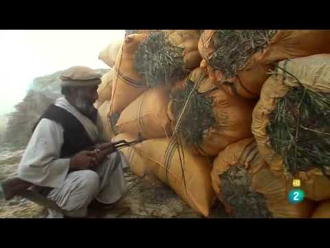 Afganistán, detrás de las líneas enemigas