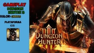 Dungeon Hunter 3 - Gameplay Universal [BR]